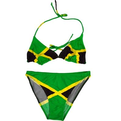 jamaican colored bathing suit bob marley reggae rasta clothing for