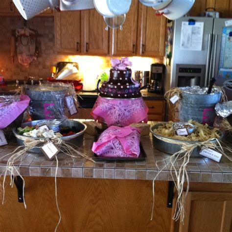 Baby Shower Western by Baby Shower Food Ideas Baby Shower Ideas Western