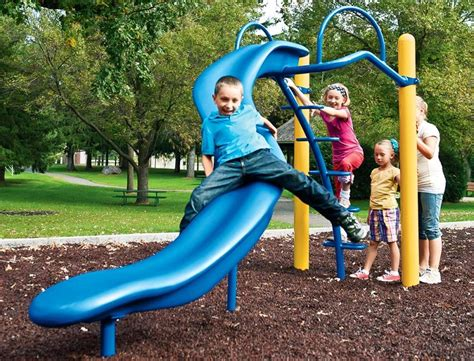 children s slides recalled by landscape structures due to
