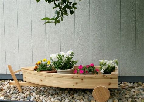 Nautical Planters by Sailboat Planter Learn How Had