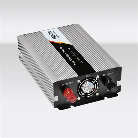 Inverter Sine Wave 1000 Watt 12 V Sinus Murni Suoer Original inverter poweracu pur sinus 1000w 24v jyp1000 24 b