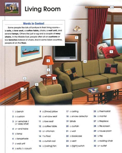 living room vocabulary вітальня словник з англійської мови