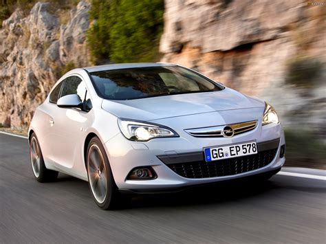 opel astra 2011 2011 opel astra j gtc pictures information and specs
