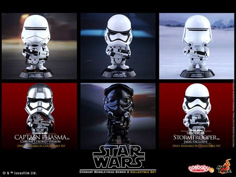 Loz Wars 02 wars cosbaby bobbleheads by toys the toyark news