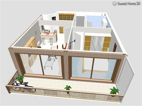 aplikasi home design 3d for pc sweet home 3d 3 7 โปรแกรมออกแบบบ าน 2d และ 3d อย างรวดเร ว