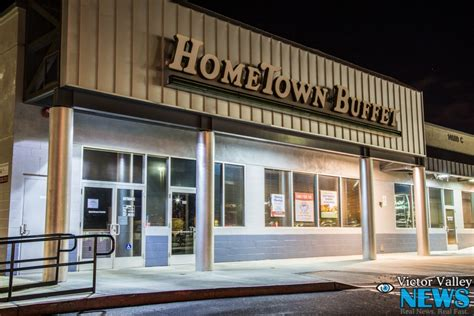 hometown buffet in victorville abruptly closes vvng com