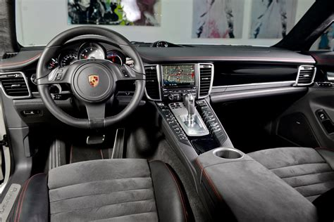 porsche panamera gts interior luxury amp exotic car rental