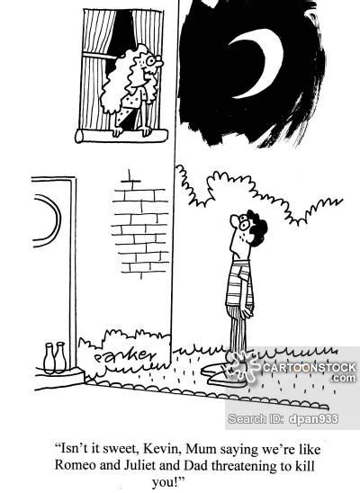 Romeo And Juliet Cartoons and Comics   funny pictures from