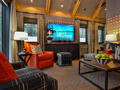 the room 2014 the ultimate viewing for bowl sunday 171 hgtv dreams happen sweepstakes