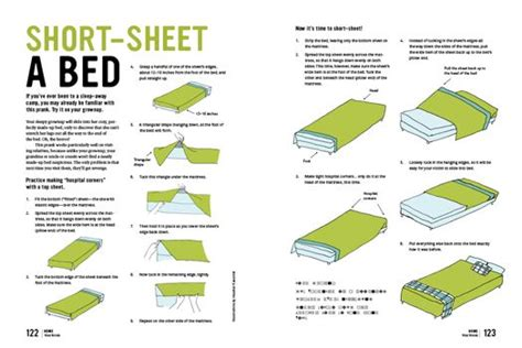 short sheet a bed unbored the guide to serious fun