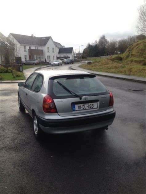 2001 toyota corolla engine for sale 2001 toyota corolla for sale for sale in ballinrobe mayo