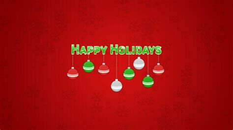 Happy Holidays by Happy Wallpapers Wallpaper Cave