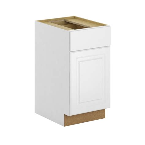 Kitchen Cabinets Bay Area by Hampton Bay Madison Assembled 18x34 5x24 In Base Cabinet