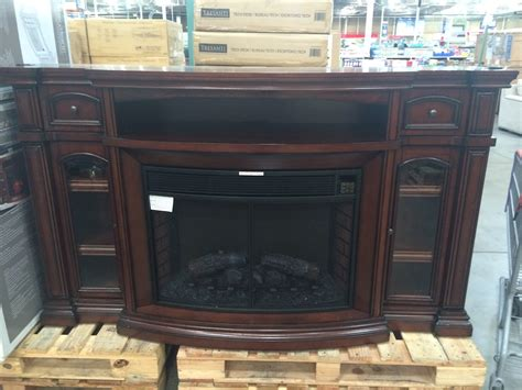 Costco Electric Fireplace Electric Fireplace Tv Console At Costco Budgetcostco
