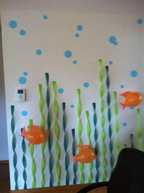 ocean decorations for home 17 best ideas about underwater party on pinterest ocean