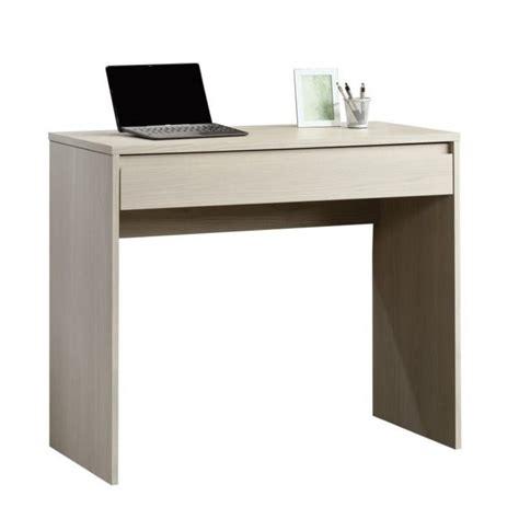 gray writing desk sauder square1 writing desk in gray ash