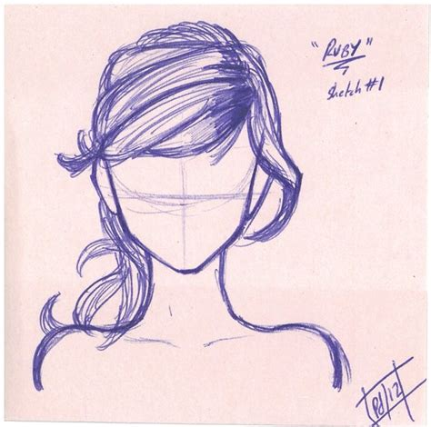 sketches of hair hair sketches images reverse search