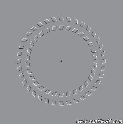 imagenes visuales opticas para niños efectos opticos taringa