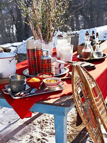 who is the first country to host christmas host an outdoor winter midwest living