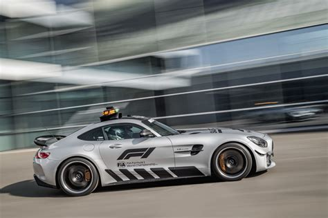 Is Mercedes A Car by 2018 Mercedes Amg Gt R Becomes Fastest F1 Safety Car