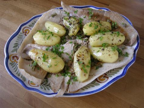 cuisiner la raie cuisiner de la raie 28 images comment cuisiner aile de