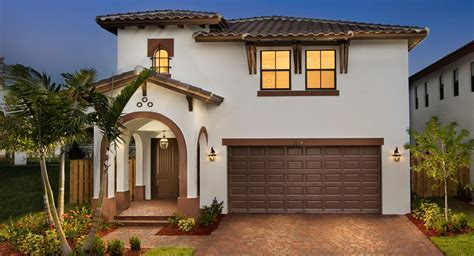 park central pointe new home community doral