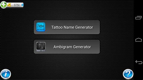 tattoo name design maker name design generator 7 04 apk android
