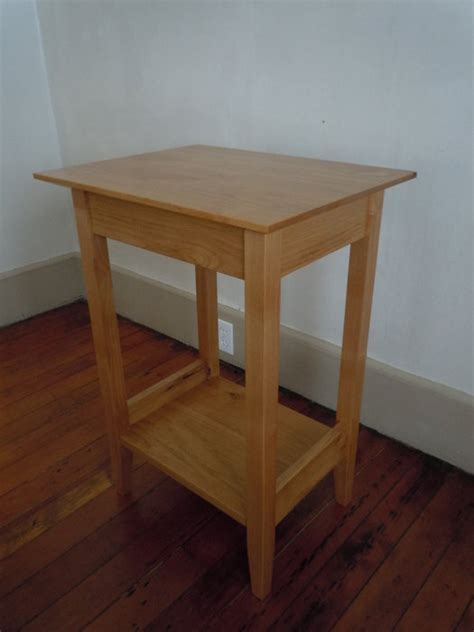 Microwave Tables by End Table Microwave Stand By Codym Lumberjocks