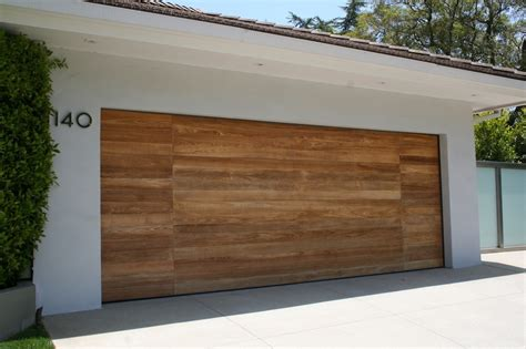 contemporary garage modern wood garage doors www pixshark com images