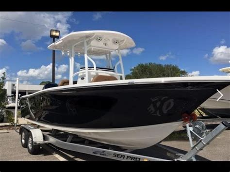 sea pro boats marinemax 2017 sea pro 219 center console boat for sale at marinemax