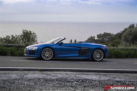 Audi R8 2017 by 2017 Audi R8 V10 Spyder Review Gtspirit