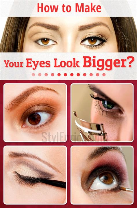 Your Look by How To Make Your Look Bigger Than They Actually Are