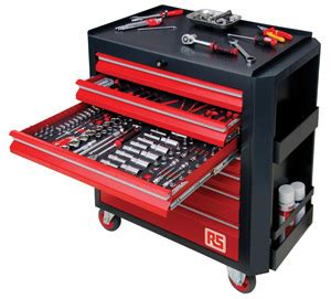 cassette attrezzi complete rs components gama de m 243 dulos y cajas de herramientas