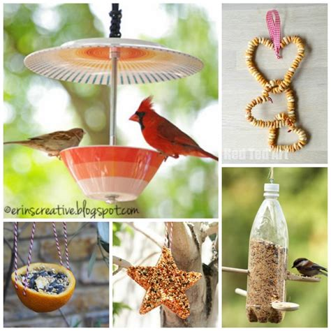 Bird Feeder Activity 15 Bird Feeder Crafts Ted S