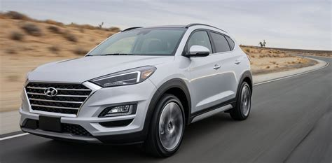 hyundai tucson 2019 facelift 2019 hyundai tucson facelift details revealed arriving soon
