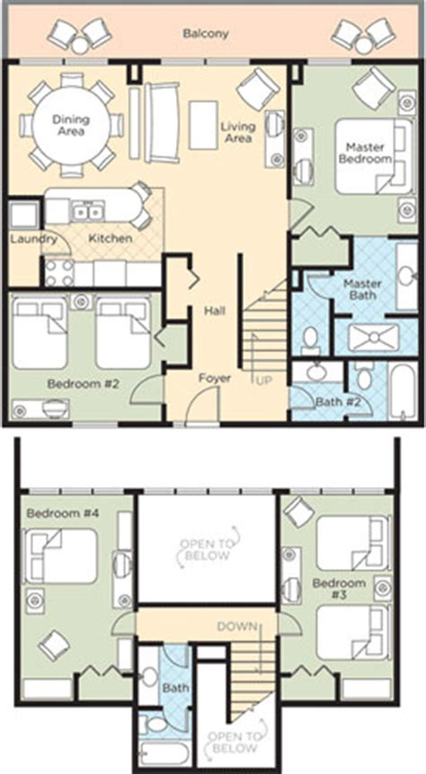 wyndham la maison floor plans south carolina myrtle seawatch plantation vacation resorts r us