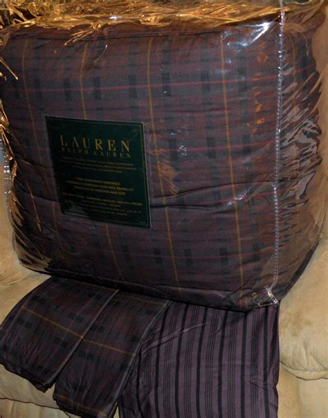 ralph lauren antigua king comforter ralph lauren woodland plaid queen or king comforter set