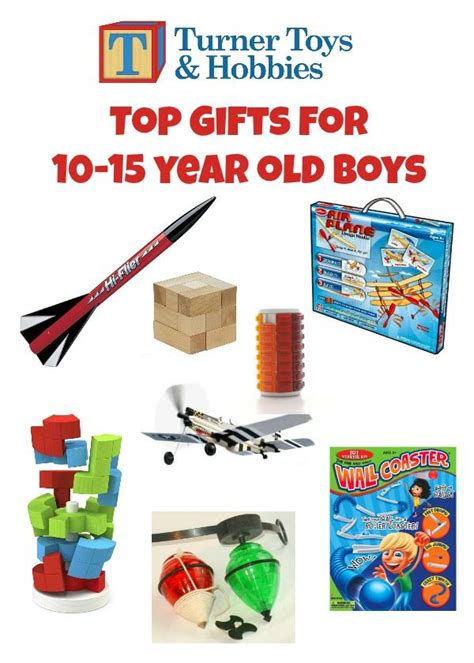 top gifts for 10 15 year old boys