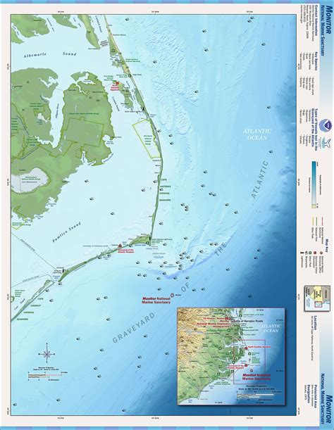 obx map outer banks