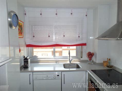 estores para cocinas rusticas cortinas para cocinas en zaragoza la dama decoraci 243 n