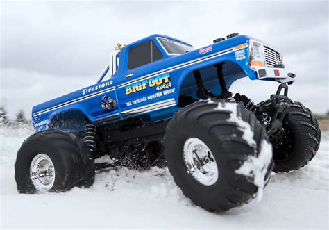 biggest bigfoot monster truck big foot no 1 original monster truck xl 5 tq 8 4v dc chg