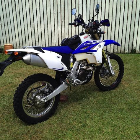 Topi My Yamaha My Adventure 2012 wr450 impressions what bike to ride san diego adventure riders