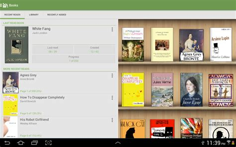 ebook reader android aldiko book reader premium android apps on play