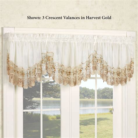 vintage sheer curtains vintage embroidered macrame semi sheer window treatment