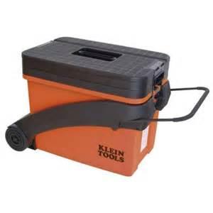 home depot tool boxes on wheels klein tools hi viz sit stand 3 tier tool box wheel caddy