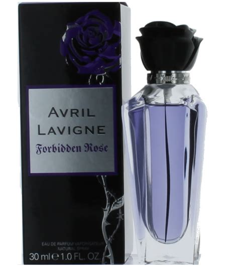 Avril Lavigne Forbiden 1 forbidden by avril lavigne for edp perfume