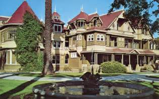 winchester mystery house winchester mystery house bill on the road