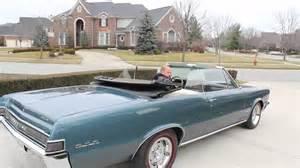 1965 Pontiac Gto Convertible For Sale 1965 Pontiac Gto Convertible Classic Car For Sale