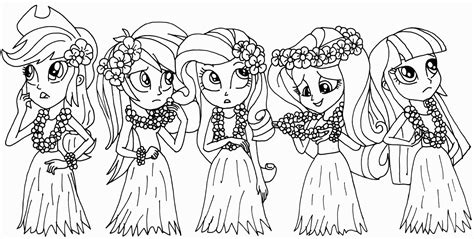 my little pony games coloring pages in color my little pony coloring pages rainbow dash equestria girls