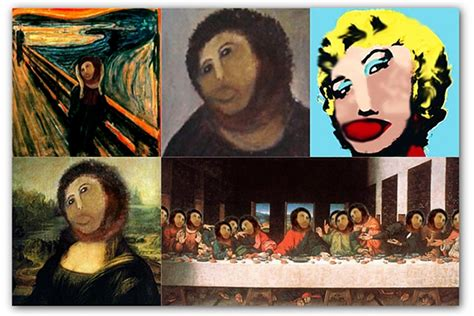 Potato Jesus Meme - worst art restoration spawns new online meme articles